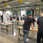 Новая прогрессивная производственная лаборатория Grand Rapids
