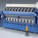 Двигатели V-line устанавливают новый стандарт низкого расхода топлива и выбросов
