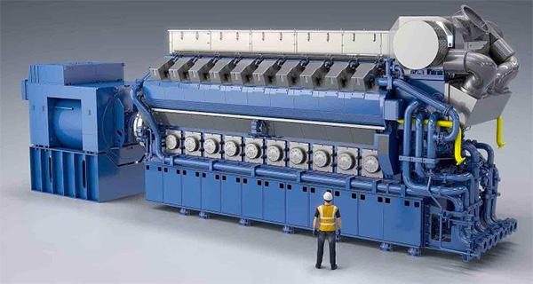 Двигатель Rolls-Royce версии V-line