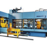 DISAMATIC D3 - новая вертикальная формовочная машина с высокой точностью и надежностью