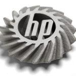 HP представила 3D металлический принтер