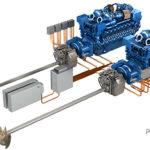 Rolls-Royce разрабатывает гибридные двигатели для кораблей
