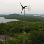 PNNL опубликовала данные о распределенной ветровой энергии 2017 года