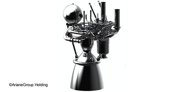 Реактивный двигатель Prometheus