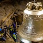 В Польше отлили один из крупнейших в мире колоколов