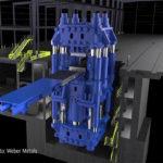Weber Metals и OTTO FUCHS KG представили свой новый 60000-тонный пресс