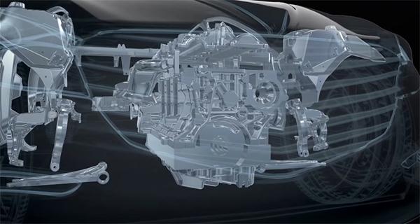 Легкие литые компоненты автомобиля