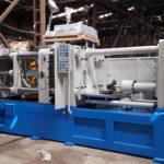 Инженерная компания САС освоила поставку машин ЛПД с усилием запирания 160-300 т