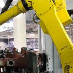 Гибкие роботизированные системы отделки