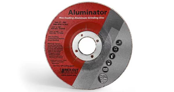 Шлифовальный круг Aluminator T27