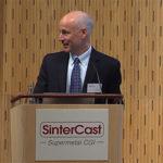 CSIC внедряет технологию управления технологическим процессом SinterCast
