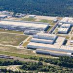 Пять лет производства AUDI в Münchsmünster