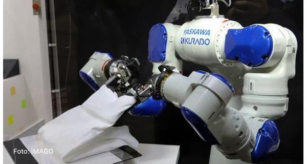 Робот компании Yaskawa