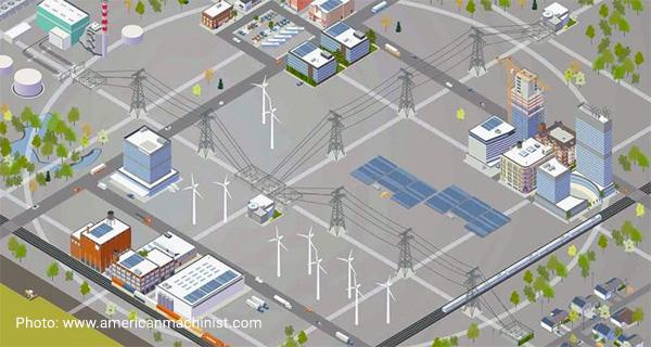 Энергосберегающие микросети