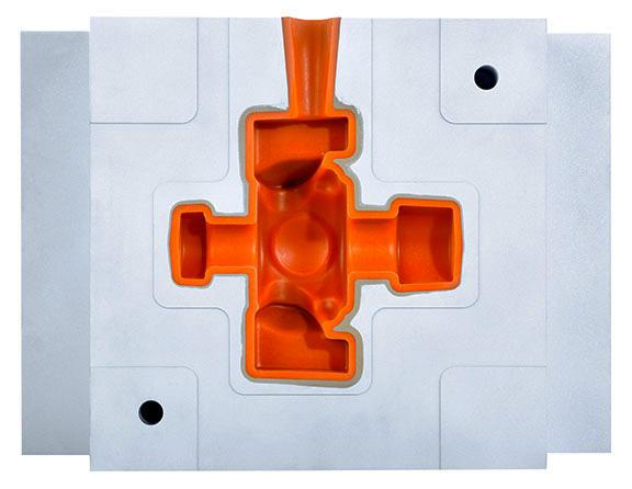 Система лицевого литья RAPU® TOOL PC-3458 / PH-3958 от RAMPF