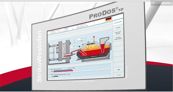 Система управления дозирующей печью ProDos 3.3
