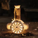 Практика изготовления восковых моделей на 3D принтере
