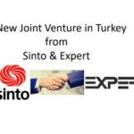 Sinto представила новое совместное предприятие в Турции