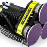 Роботизированный шлифовальный набор AOK / 601 для обработки больших поверхностей