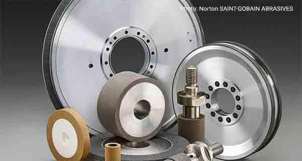Шлифовальные круги Norton Winter Vitron7 из углерод-нитрида углерода для применений