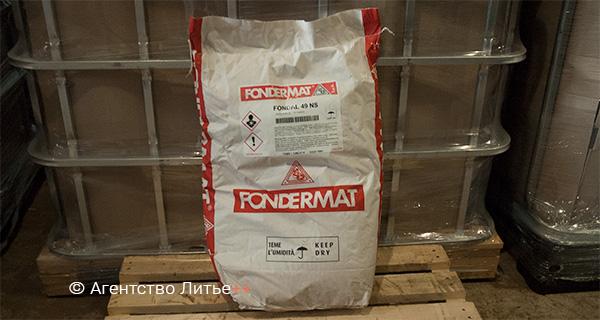 Порошковый флюс FONDAL 49 NS в фирменной упаковке