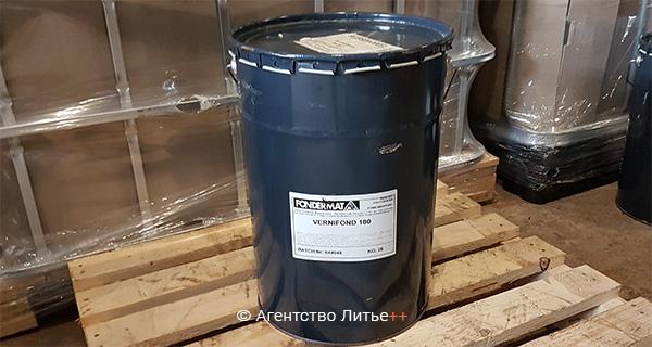 Теплоизолирующее покрытие VERNIFOND 180