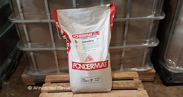 Флюс FONDAL H 600 GR в фирменной упаковке