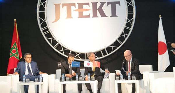 JTEKT открывает завод в Марокко