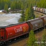 Забастовка канадской железной дороги нарушает торговлю сталью и медью с США