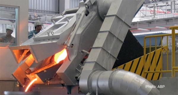 Индукционная печь IFM-S компании ABP