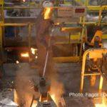 Модернизация литейного завода Fagor Ederlan Tafalla