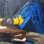 AIA Engineering купила шлифовальный манипулятор G30P