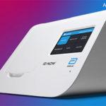 Abbot Laboratories объявляет 5-минутном тесте COVID-19