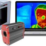 Тепловизор обеспечивает дистанционное измерение температуры на поверхности