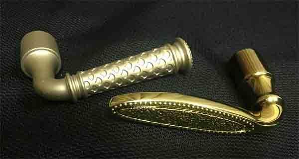 Антимикробные дверные ручки FBPC