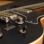 3D-печатный мост гитары из аморфного металла
