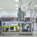 JR Automation внедряет сборочную линию медицинских масок для GM