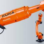 KUKA представляет 2- е поколение роботов для литейного производства KR QUANTEC