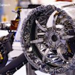 Последний марсианский марсоход НАСА получает новые колеса