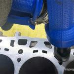 Пропитка 'Spot-Seal' одобрена для блоков цилиндров