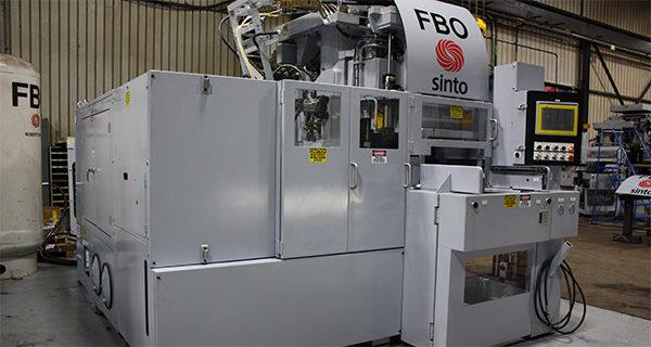 Формовочная машина FBO-IIIS