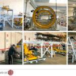 Завод Küttner Savelli снова эксплуатируется на всю мощность