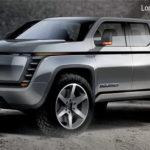 Lordstown Motors представляет первый электрический пикап