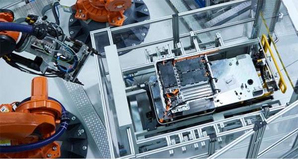 Корпус электропривода для нового iX3