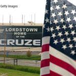 GM должен выплатить 28 миллионов $ Огайо и инвестировать 12 миллионов $ в Лордстаун для закрытия завода