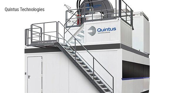 Gресс (HIP) Quintus Technologies