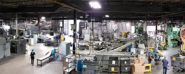 Завод во Фрипорте