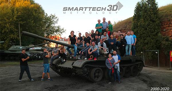 20 лет SMARTTECH3D