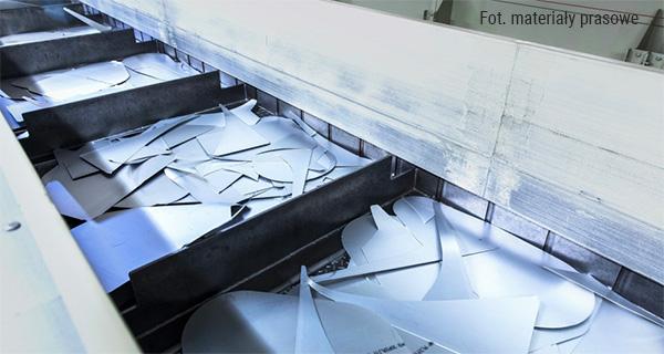 Обрезь и высечка алюминиевого проката