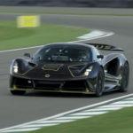 Lotus работает над легкой платформой для электрических автомобилей
